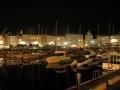 A Coruña bei Nacht