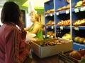 Für unseren Grosseinkauf hat mich die Gemüseverkäuferin vor lauter Freude abgeküsst!